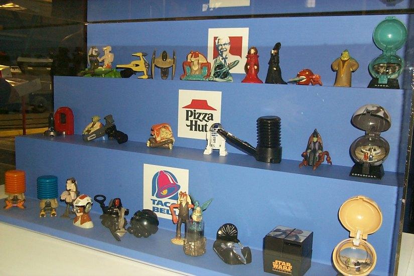 Pizza Hut Toys : Sith